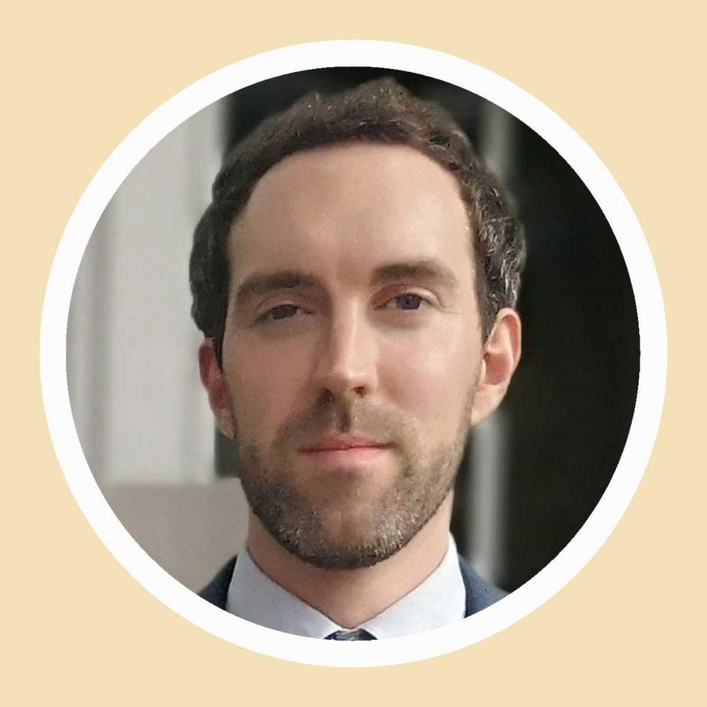 Adam McGibbon - Writer and campaigner